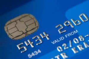 כרטיס אשראי עם שבב