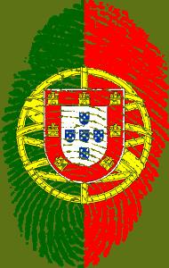 טביעת אצבע פורטוגלית