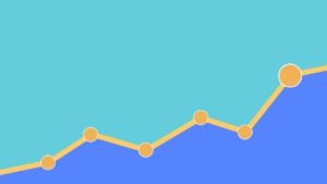גרף מכירות